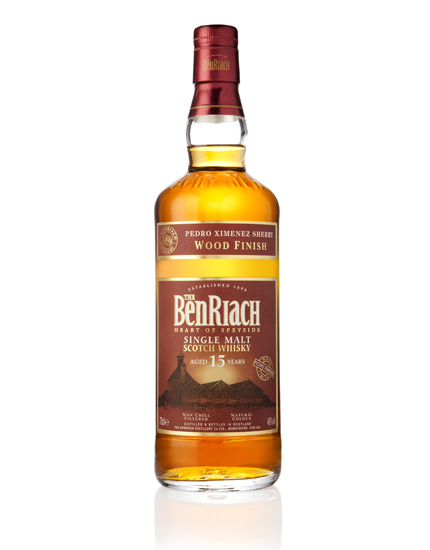 Benriach 15years PX
